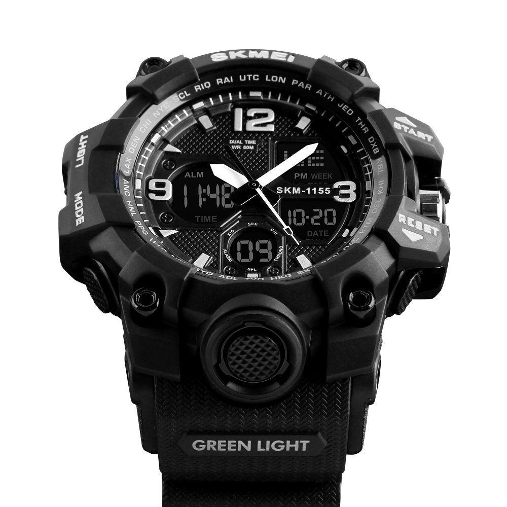 ساعت مچی عقربه ای مردانه اسکمی مدل 1155M-NP -  - 3