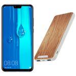 گوشی موبایل هوآوی مدل Y9 2019 JKM-LX1 دو سیم کارت ظرفیت 64 گیگابایت و رم 4 گیگابایت بههمراه شارژر همراه تسکو مدل TP 842N ظرفیت 10000 میلیآمپرساعت thumb