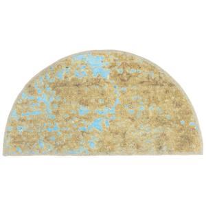 پادری فرش دستباف رنگ شده کد11532