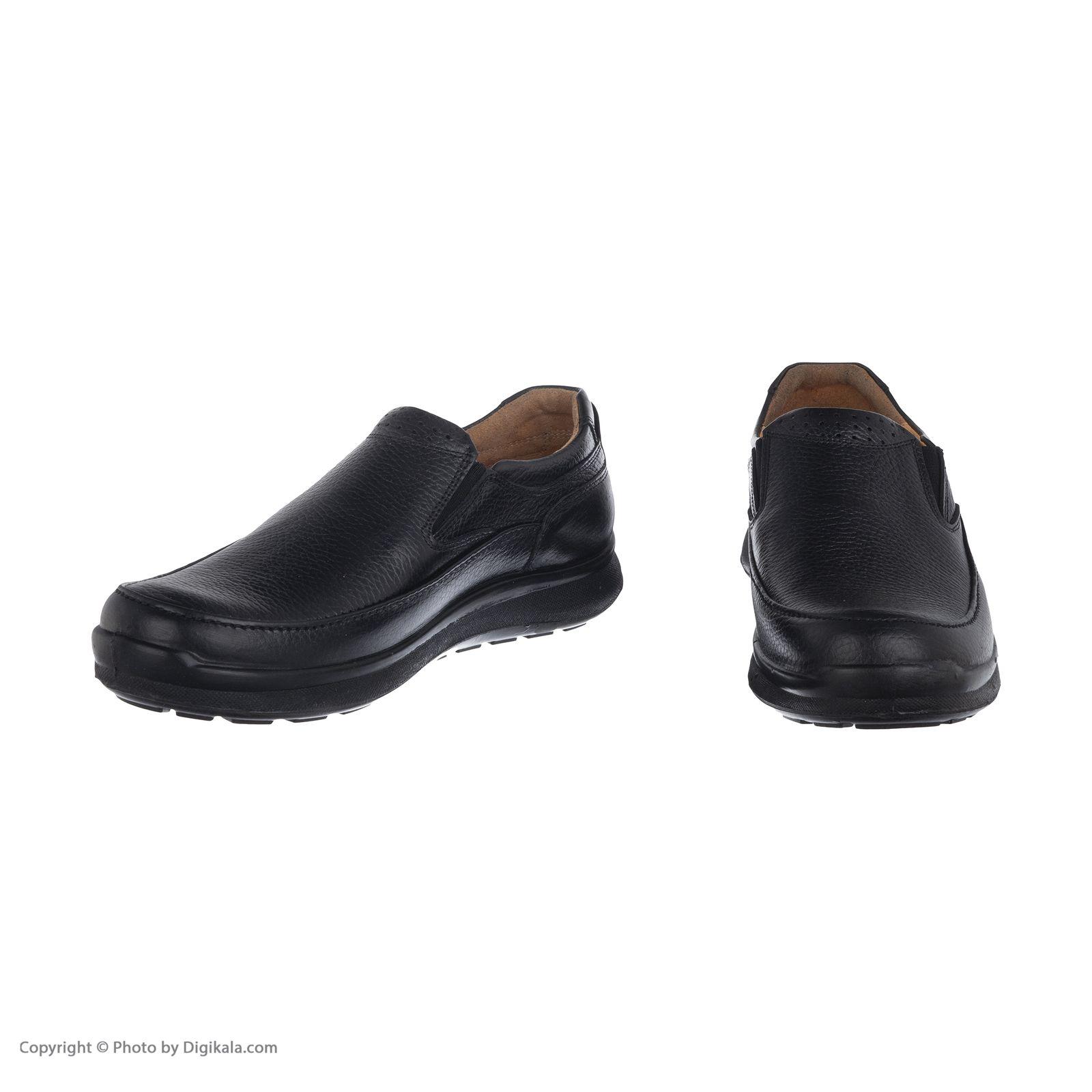 کفش روزمره مردانه آذر پلاس مدل 4401A503101 -  - 6