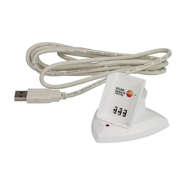 اینترفیس اتصال USB دیتالاگر تستو مدل 05720500