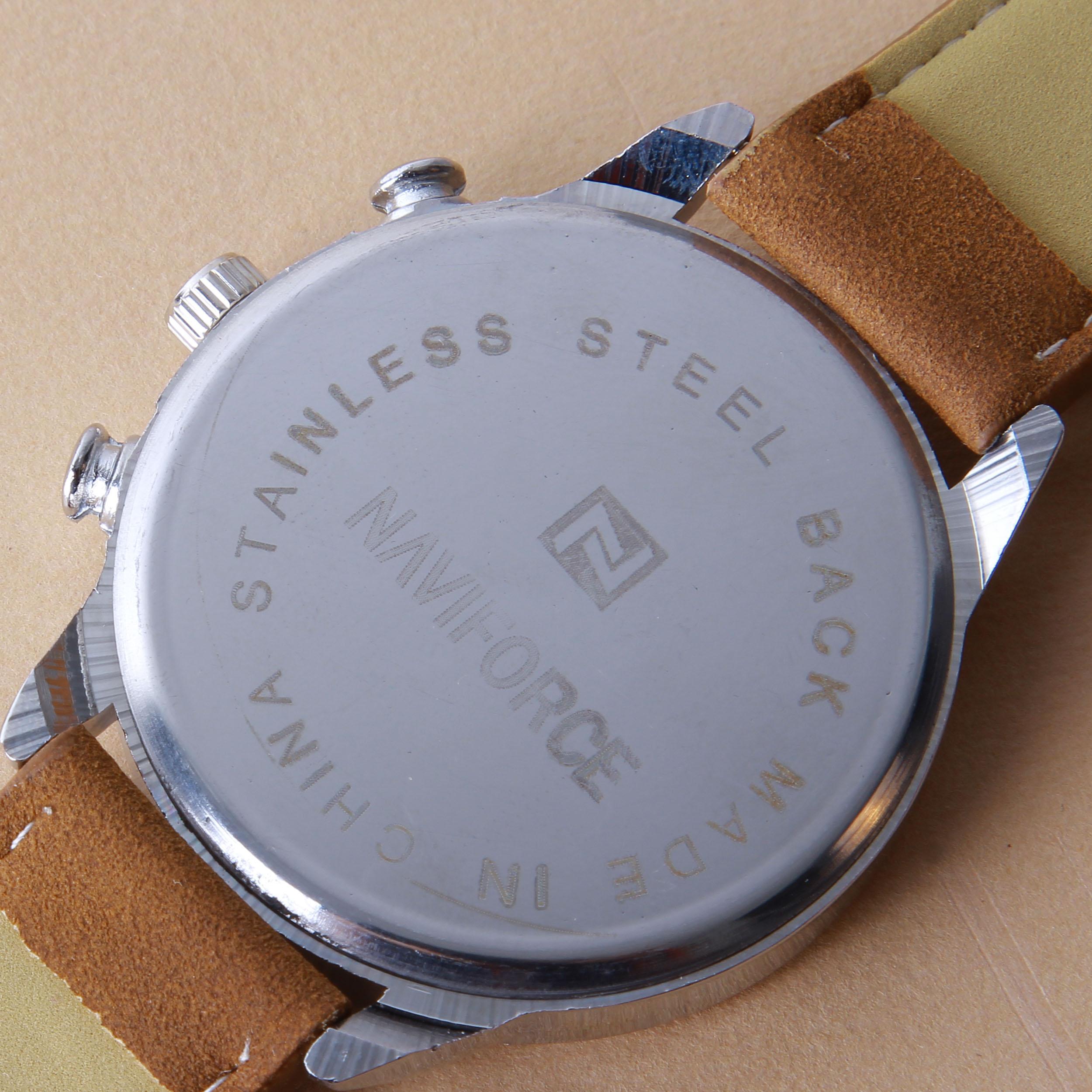 قیمت و خرید                          ساعت مچی عقربه ای مردانه کد WHM_112