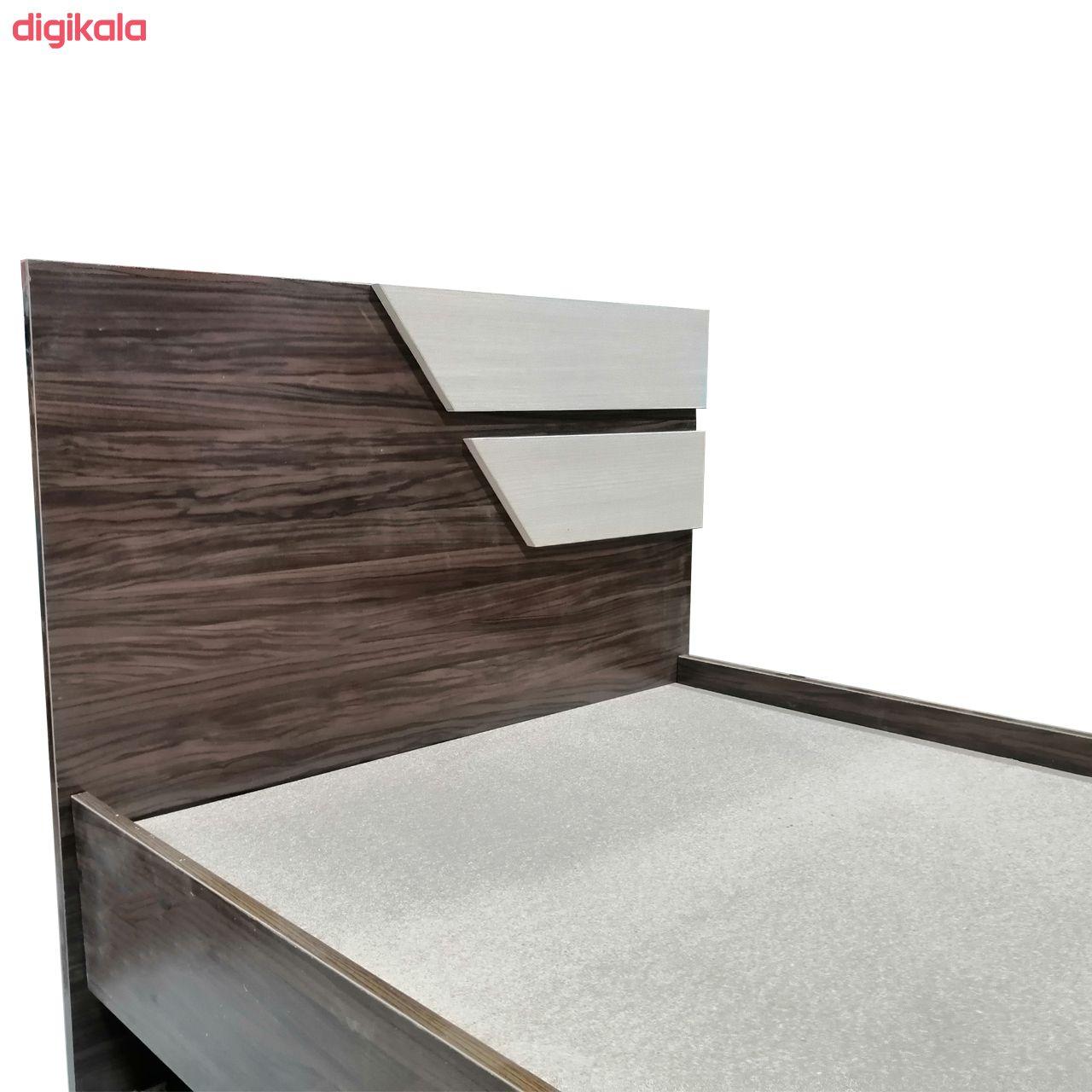 تخت خواب یک نفره مدل TB22 سایز 200x96 سانتی متر  main 1 3