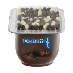 دسر شکلاتی دنت به همراه دراژه شکلاتی - 100 گرم