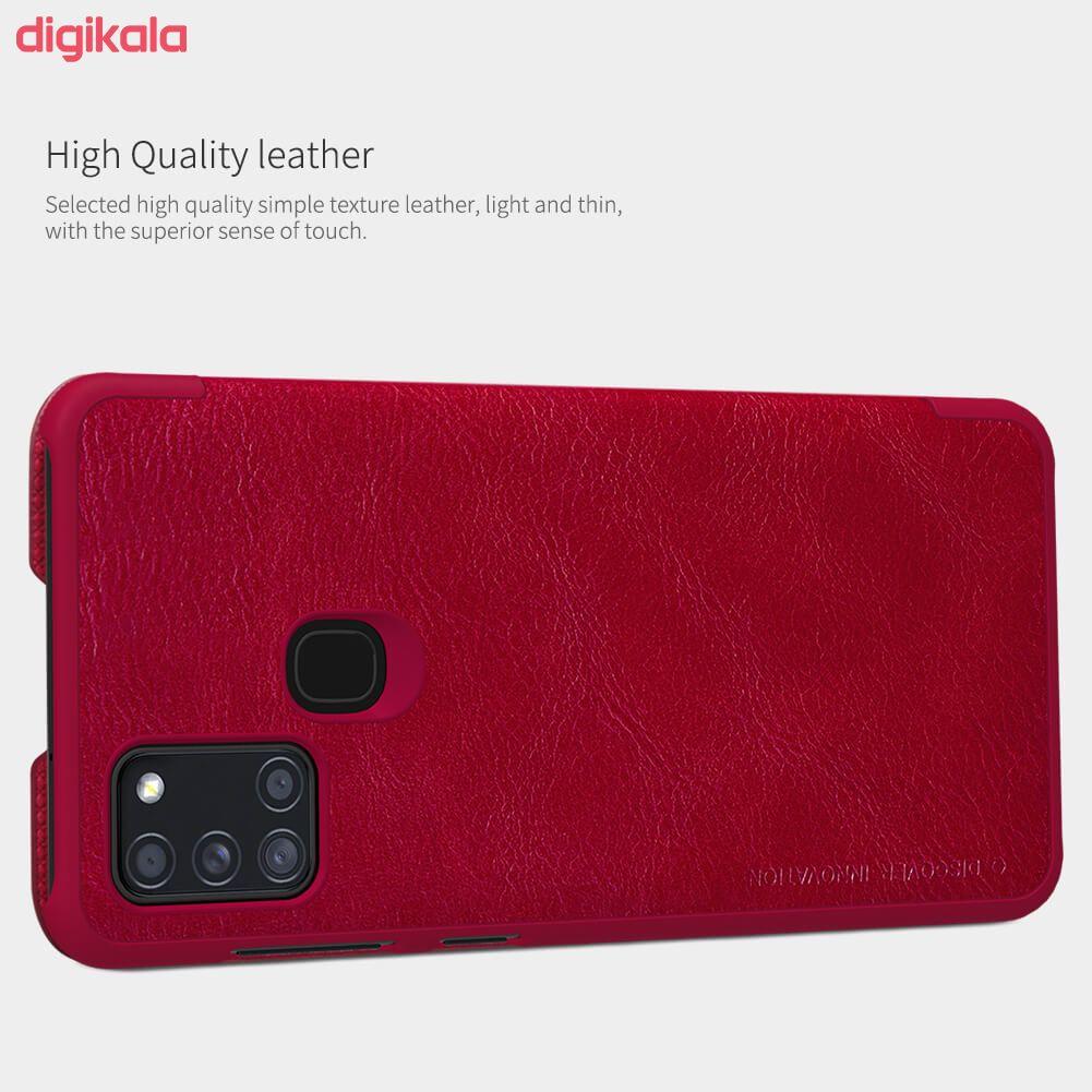 کیف کلاسوری نیلکین مدل QIN مناسب برای گوشی موبایل سامسونگ Galaxy A21s main 1 10
