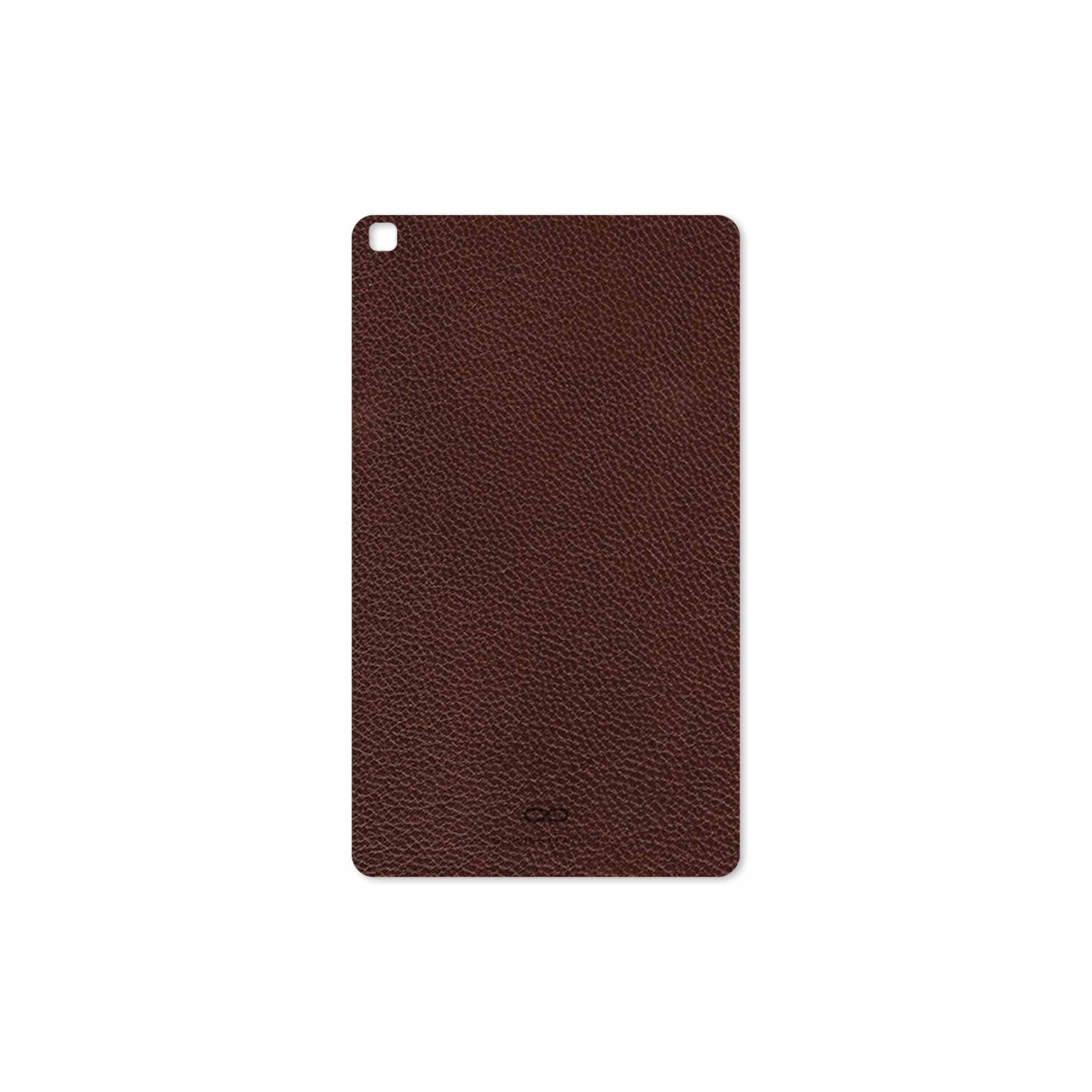 بررسی و خرید [با تخفیف]                                     برچسب پوششی ماهوت مدل Natural-Leather مناسب برای تبلت سامسونگ Galaxy Tab A 8.0 2019 T295                             اورجینال