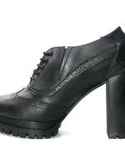 کفش زنانه آر اند دبلیو مدل 603 رنگ مشکی -  - 2