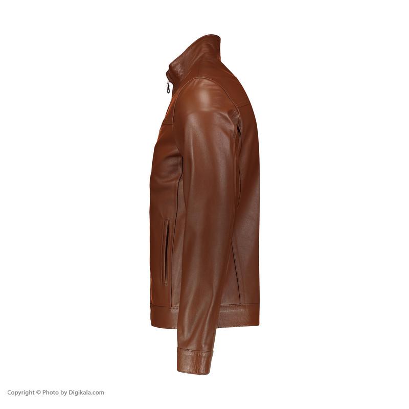 کت چرم مردانه شیفر مدل 7m57-4