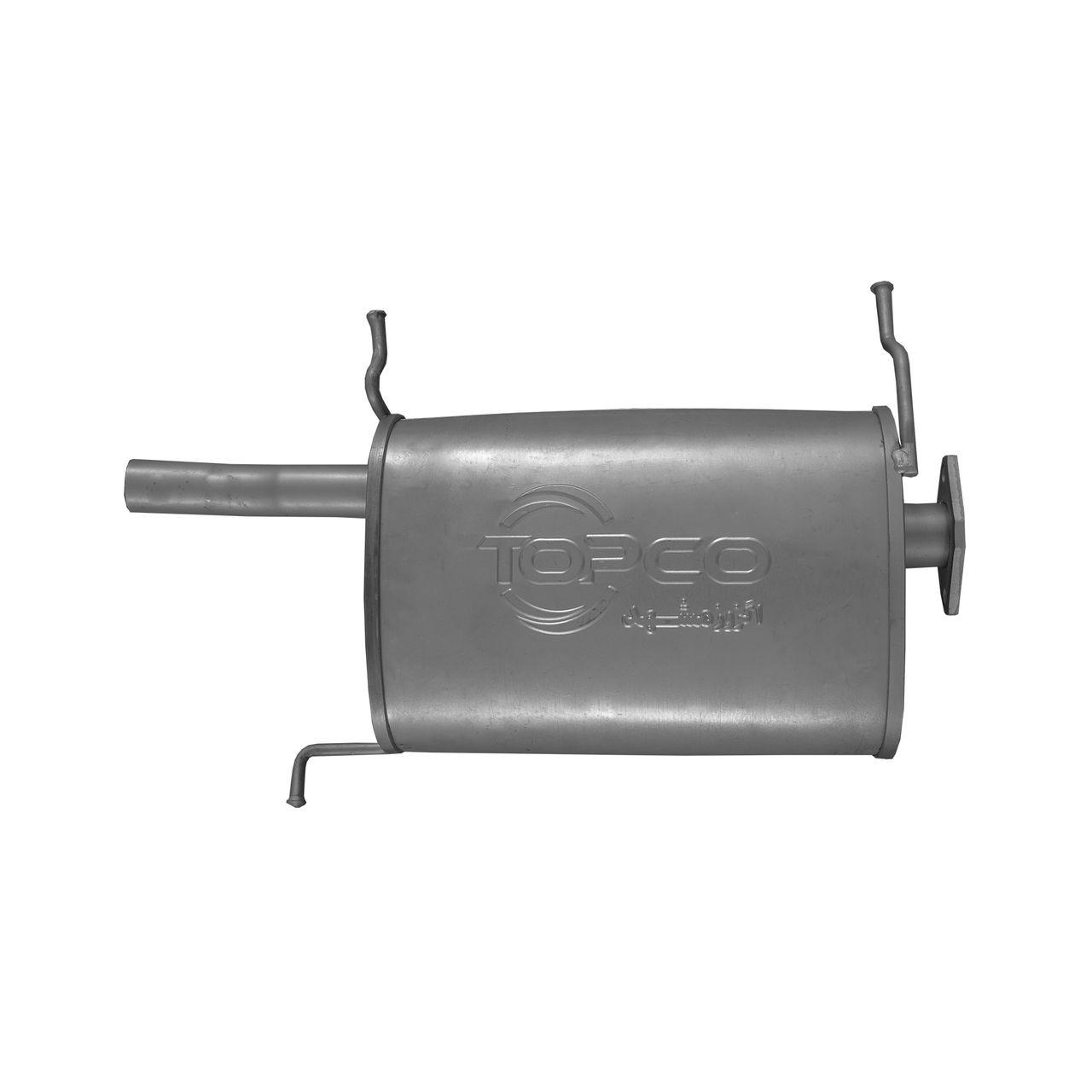 منبع اگزوز تاپکو مدل T110 مناسب برای پراید