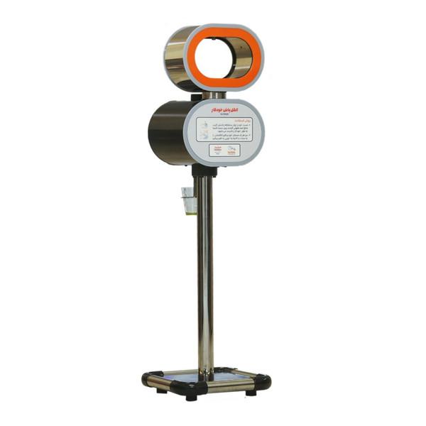 دستگاه ضد عفونی کننده اتوماتیک دست فن آموز مدل HLT902A
