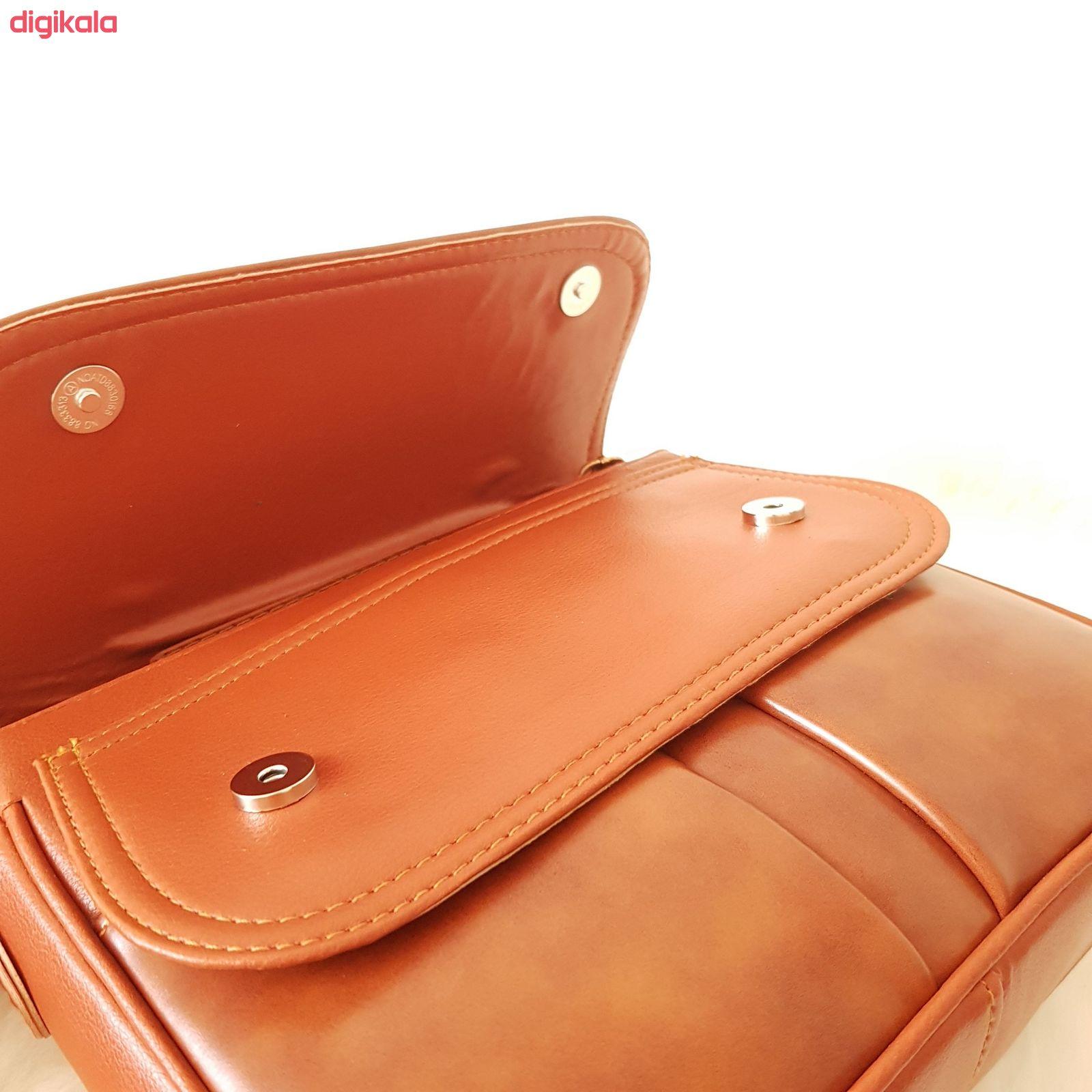 کیف دوشی زنانه مدل 2PS main 1 6
