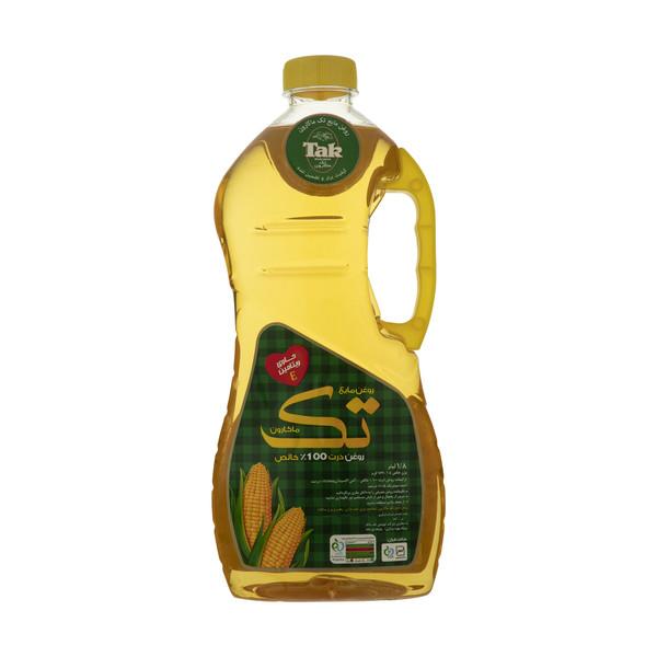 روغن مایع ذرت تک ماکارون - 1.8 لیتر