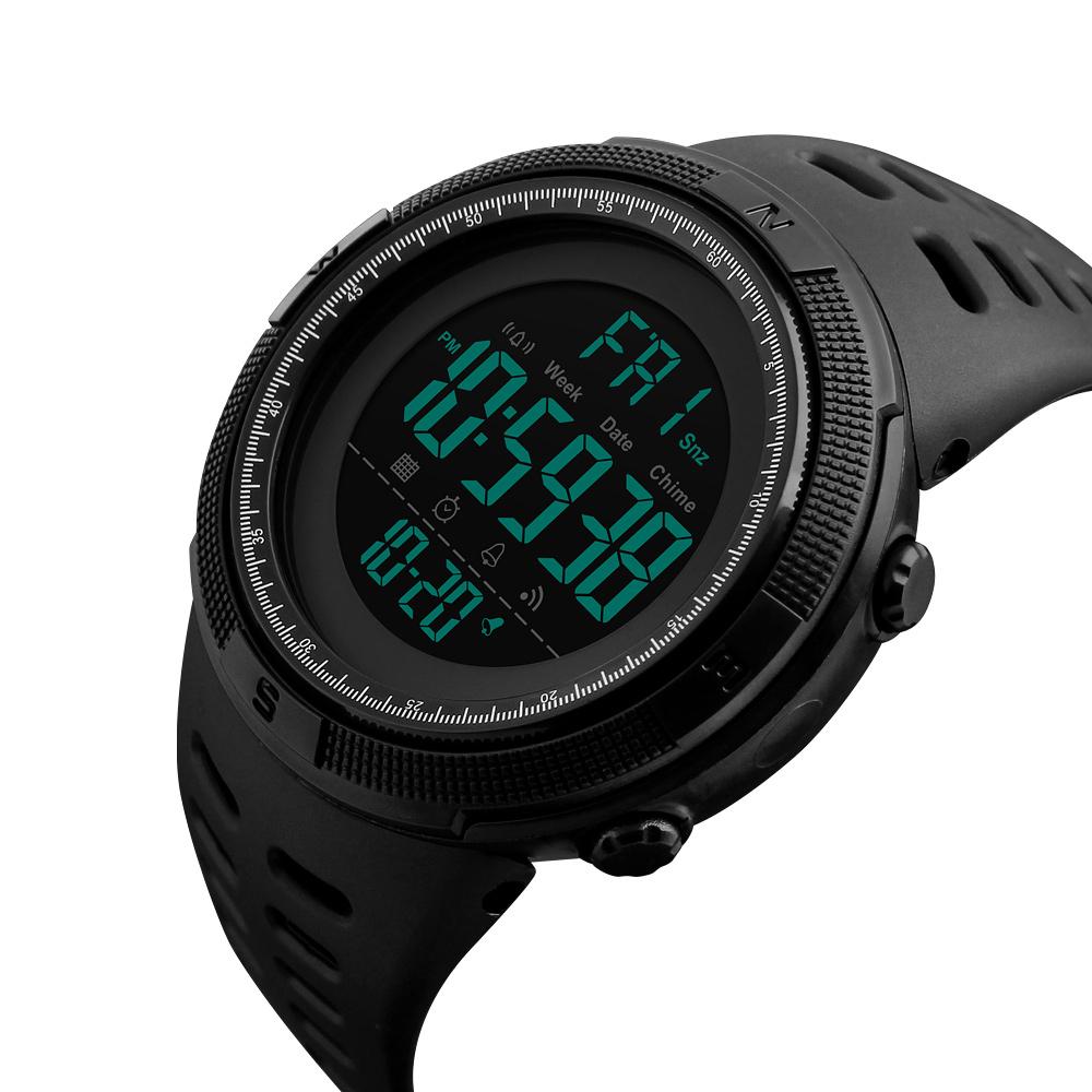 ساعت مچی دیجیتال مردانه اسکمی مدل 1251