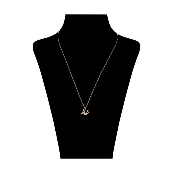 گردنبند طلا 18 عیار زنانه نیوانی مدل N1006