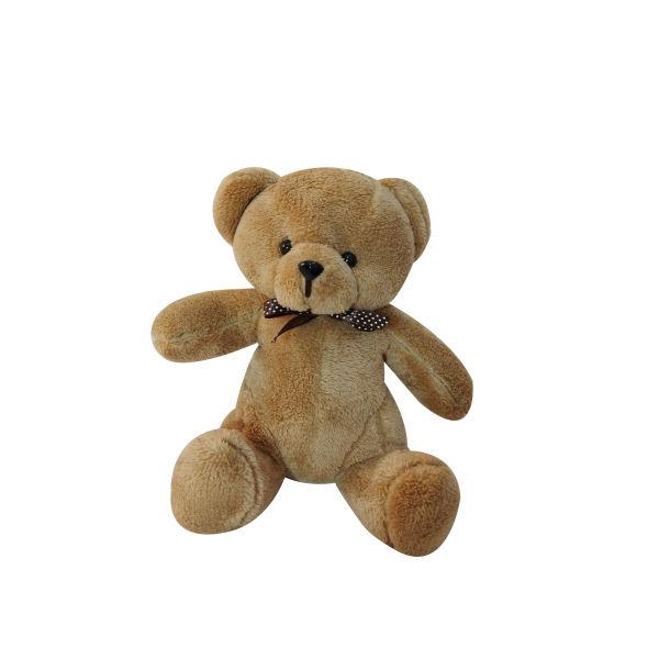 عروسک طرح خرس مدل love ارتفاع 30 سانتی متر