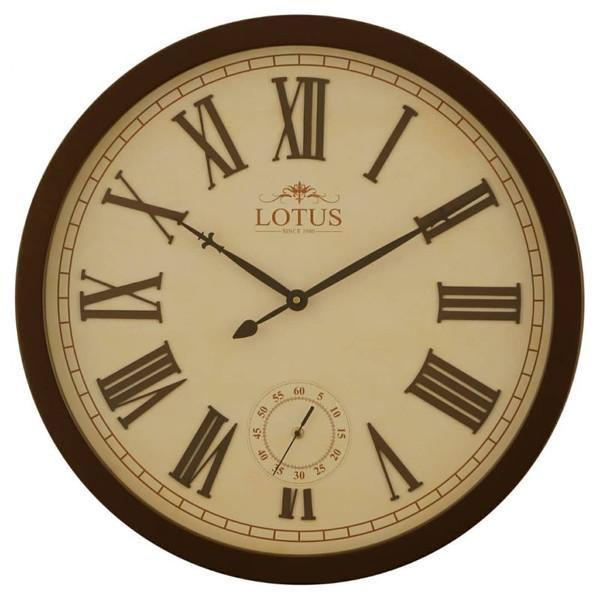 ساعت دیواری لوتوس کد 8837