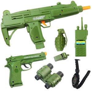 ست اسباب بازی تفنگ مدل Combat Force 34140