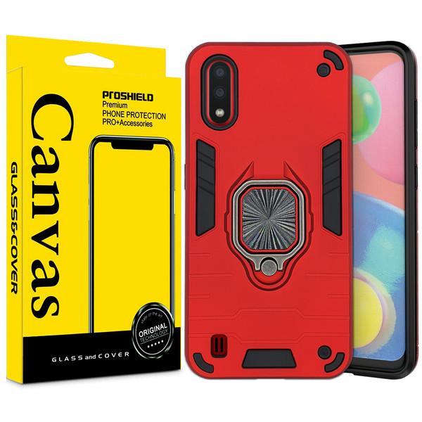 کاور کانواس مدل RHINO SERIES مناسب برای گوشی موبایل سامسونگ Galaxy A01