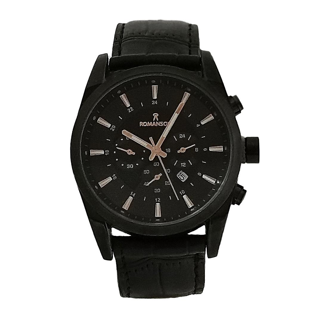 ساعت مچی عقربه ای مردانه رومانسون مدل 524521