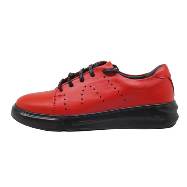 کفش زنانه چرم آرا مدل sh030 کد gh