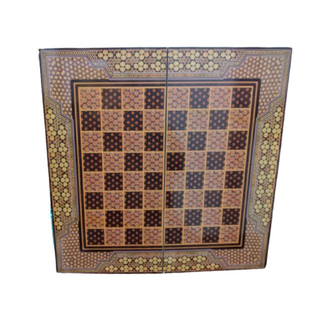تخته شطرنج مدل T001