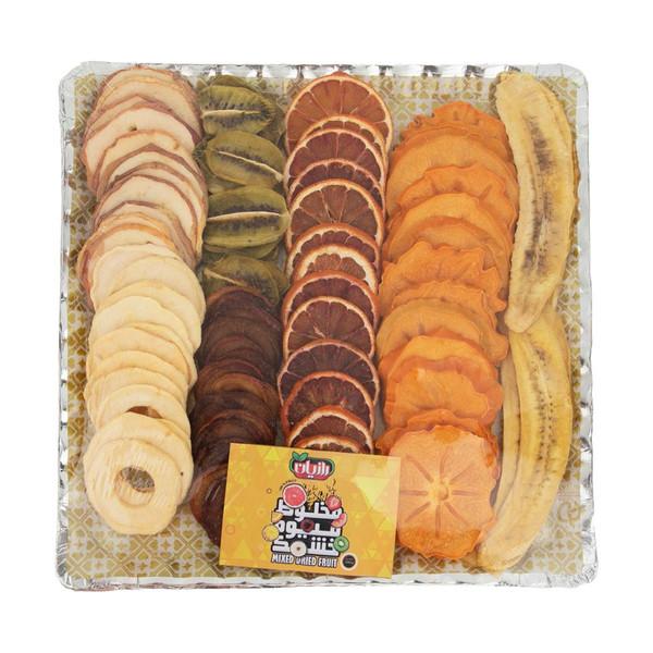 میوه خشک مخلوط رازیان - 250 گرم