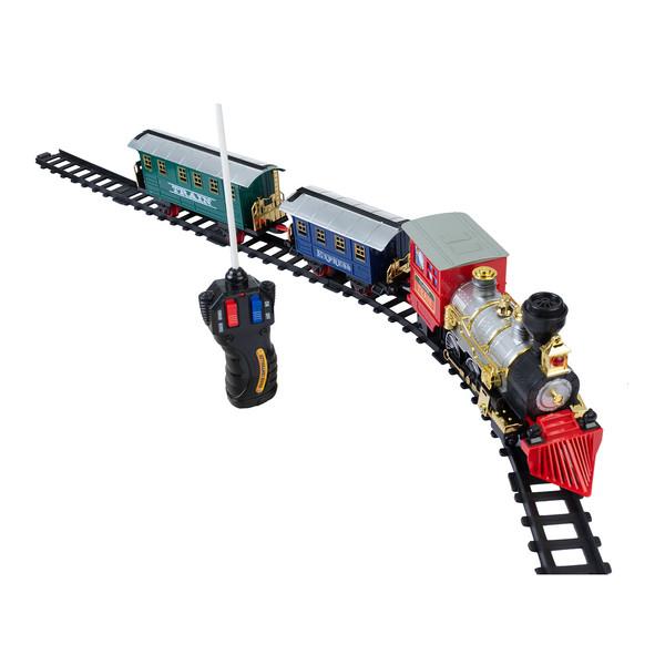 قطار بازی کنترلی مدل کلاسیک 187