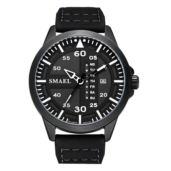 کد تخفیف                                      ساعت مچی عقربه ای مردانه اس میل مدل 1315