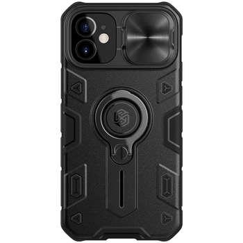 کاور نیلکین مدل CamShield Armor مناسب برای گوشی موبایل اپل iPhone 12 mini