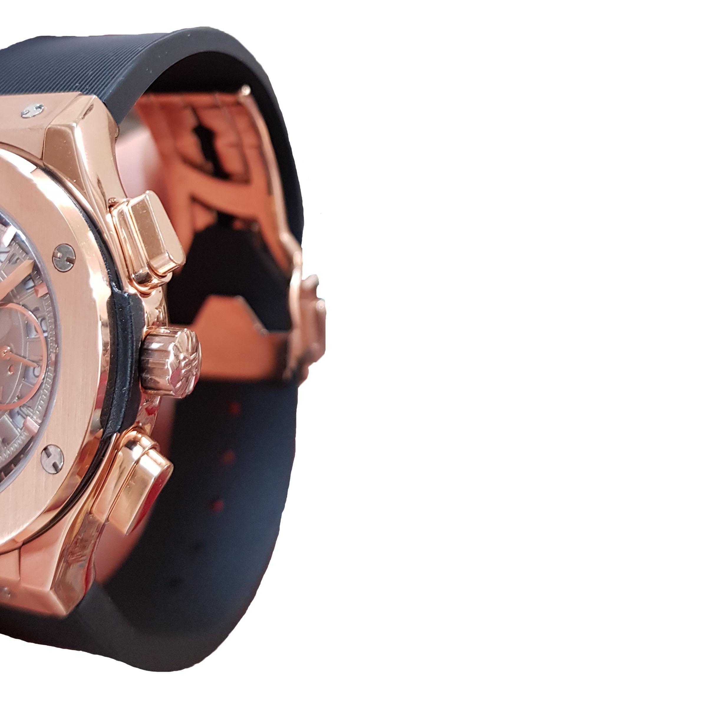 خرید اینترنتی                      ساعت مچی مردانه هابلوت مدل 582888