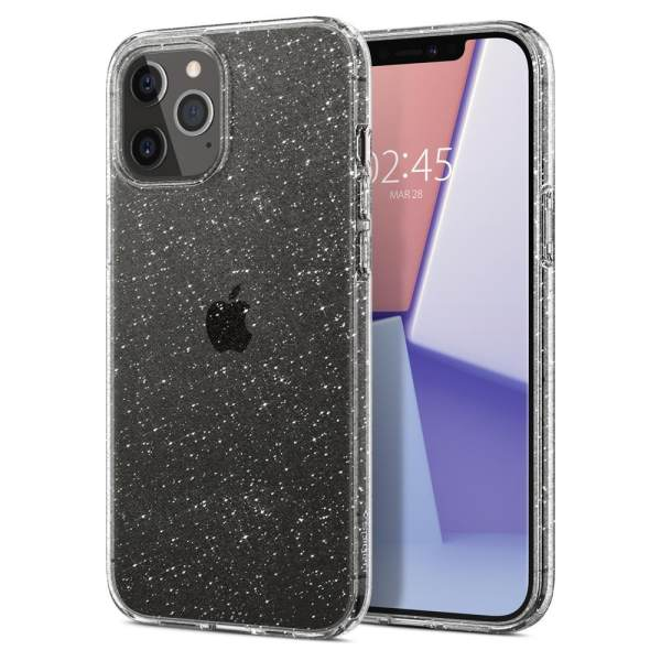 کاور مجیک مسک مدل Liquid Crystal Glitter مناسب برای گوشی موبایل اپل iPhone 12 / 12 Pro
