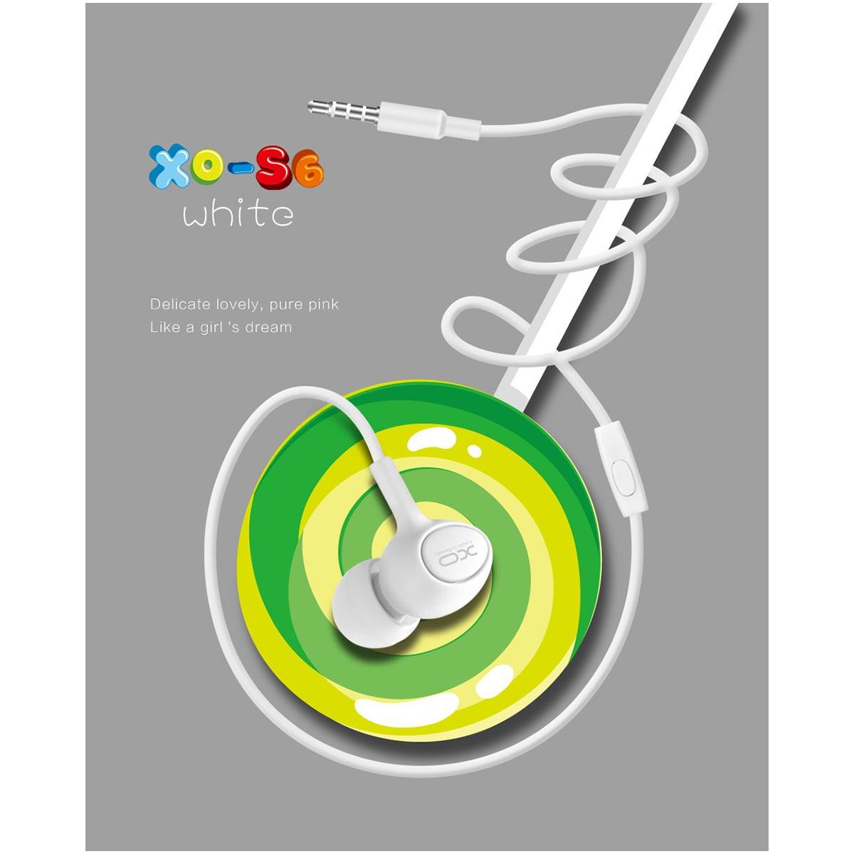 هدفون ایکس او مدل S6-Candy