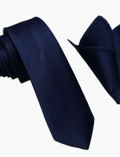 ست کراوات و پاپیون و دستمال جیب مردانه کد S -  - 4