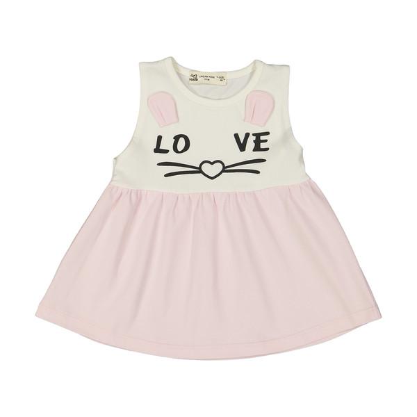 پیراهن دخترانه نونا مدل 2211278-0184