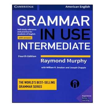 کتاب Grammar In Use Intermediate اثر Raymond Murphy انتشارات الوندپویان