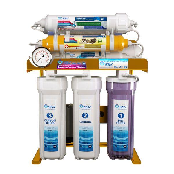دستگاه تصفیه کننده آب اس اس وی مدل MaxGold X1150