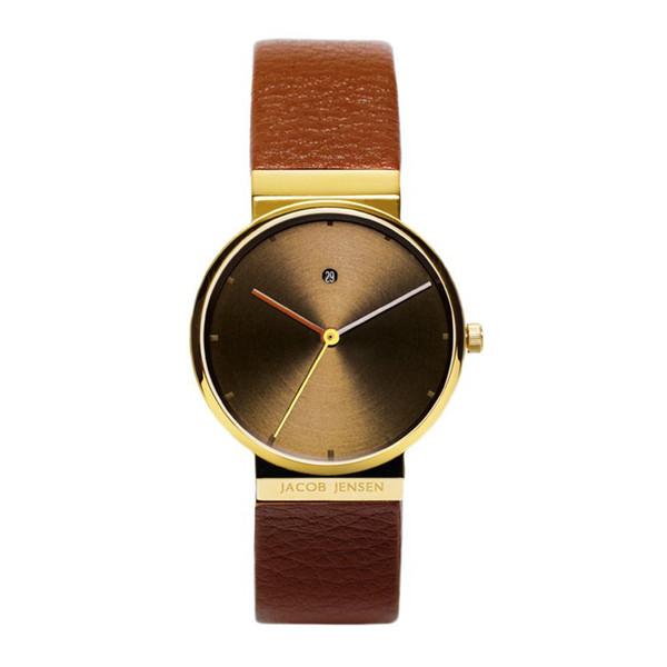 ساعت مچی عقربه ای زنانه جیکوب جنسن مدل Dimension 854