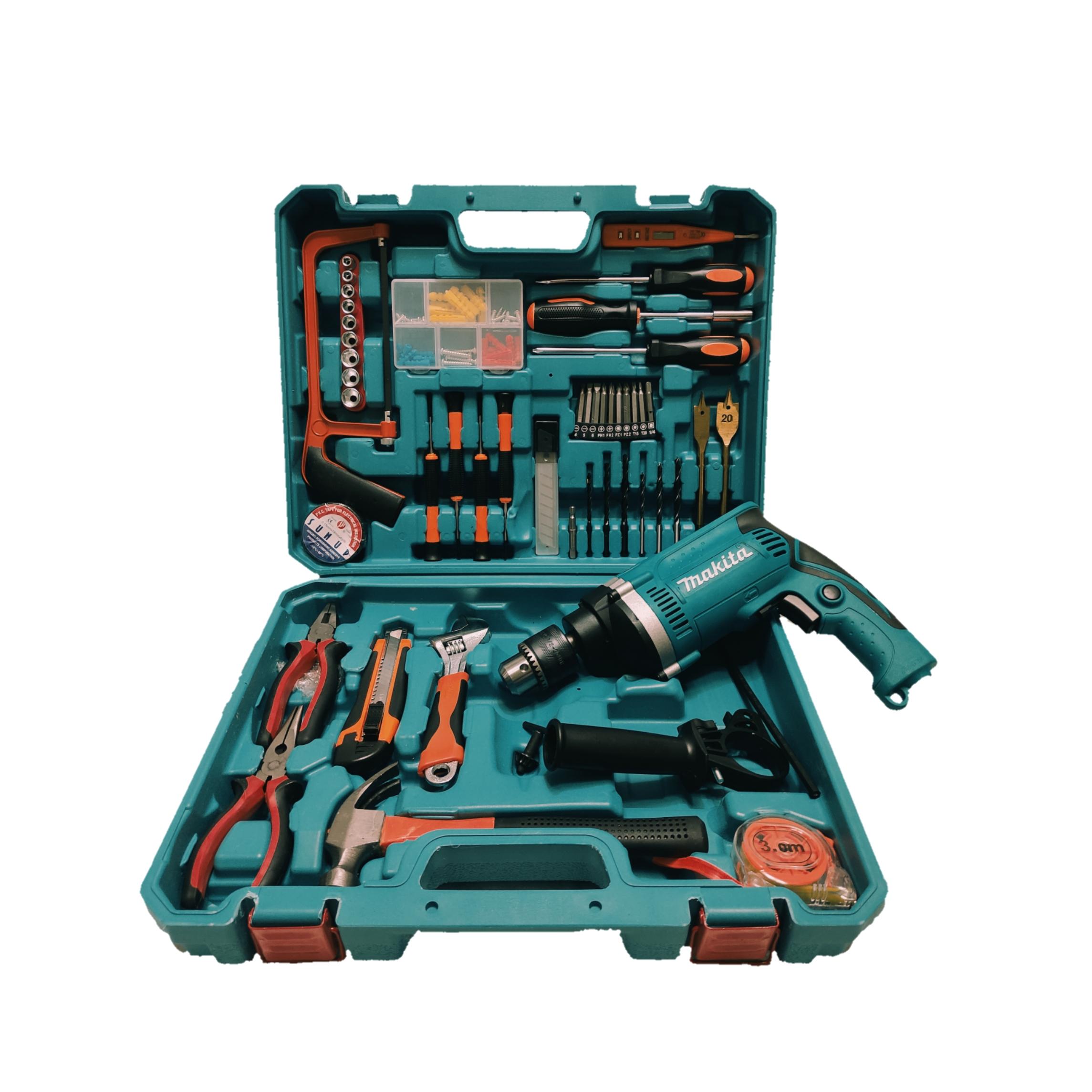 مجموعه 133 عدد ابزار مدل gcs.60-25 غیر اصل
