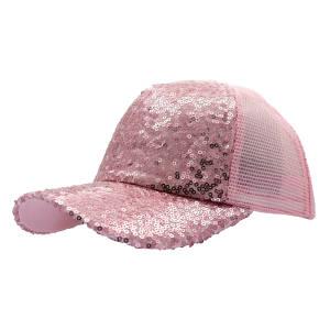 کلاه کپ بچگانه مدل POLAK کد 51157 رنگ صورتی