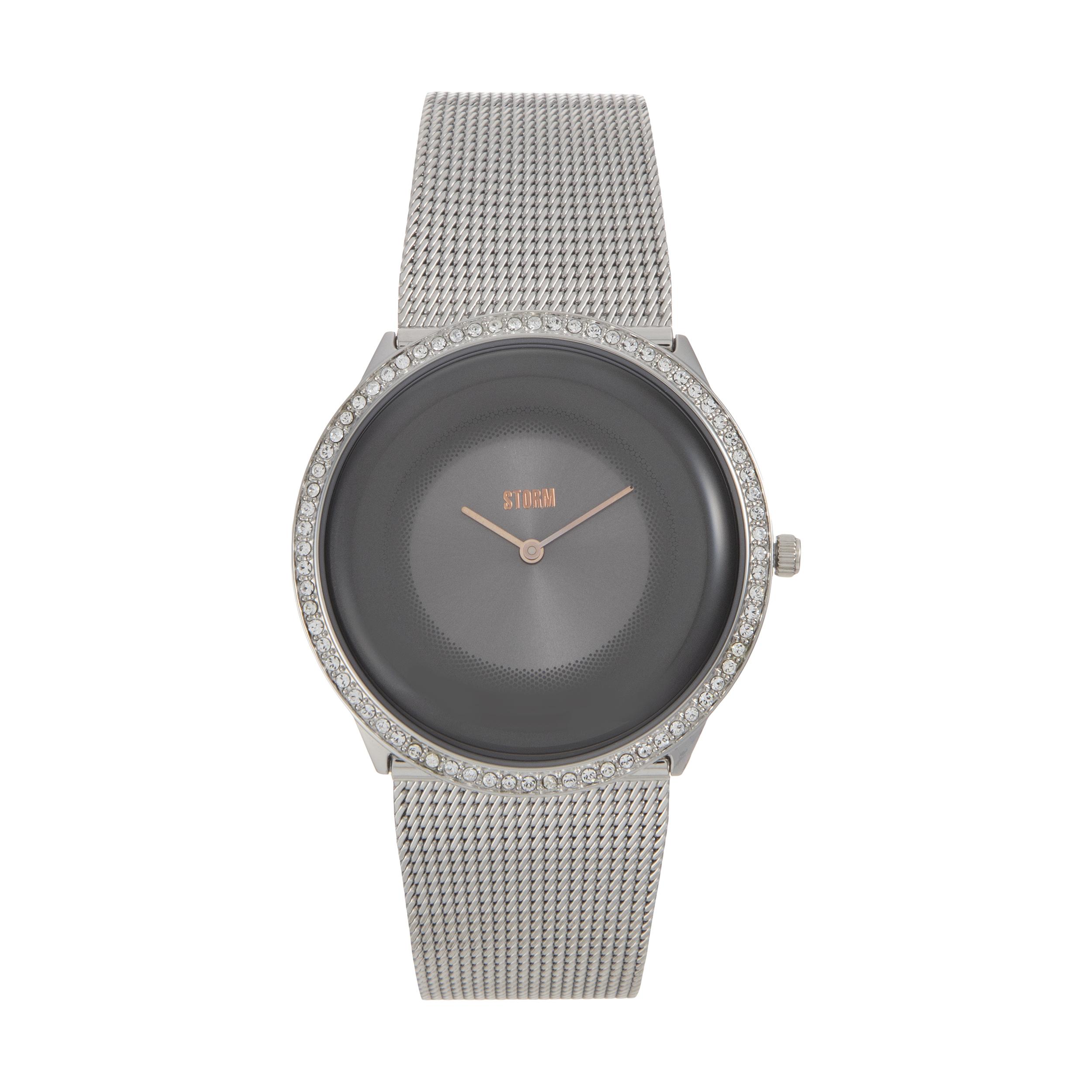 ساعت مچی عقربه ای زنانه استورم مدل ST 47374-GY
