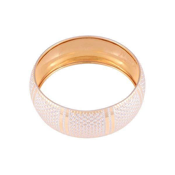 النگو طلا 18 عیار زنانه کد G707
