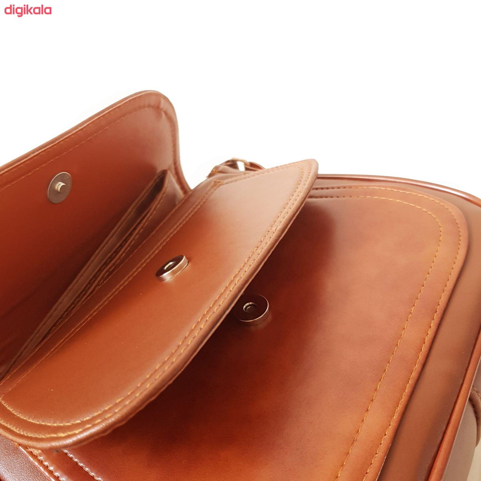 کیف دوشی زنانه مدل 2PK main 1 4