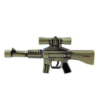 فندک بازرگانی میلادی طرح تفنگ کد FAN_071