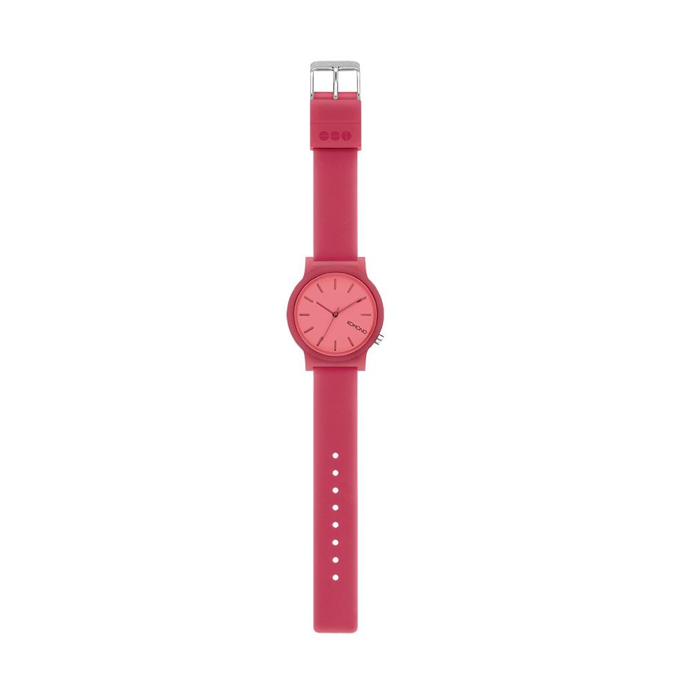 ساعت مچی عقربه ای کومونو مدل Mono Berry Glow