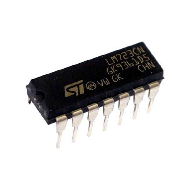 آی سی اس تی مایکروالکترونیکس مدل LM723CN DIP