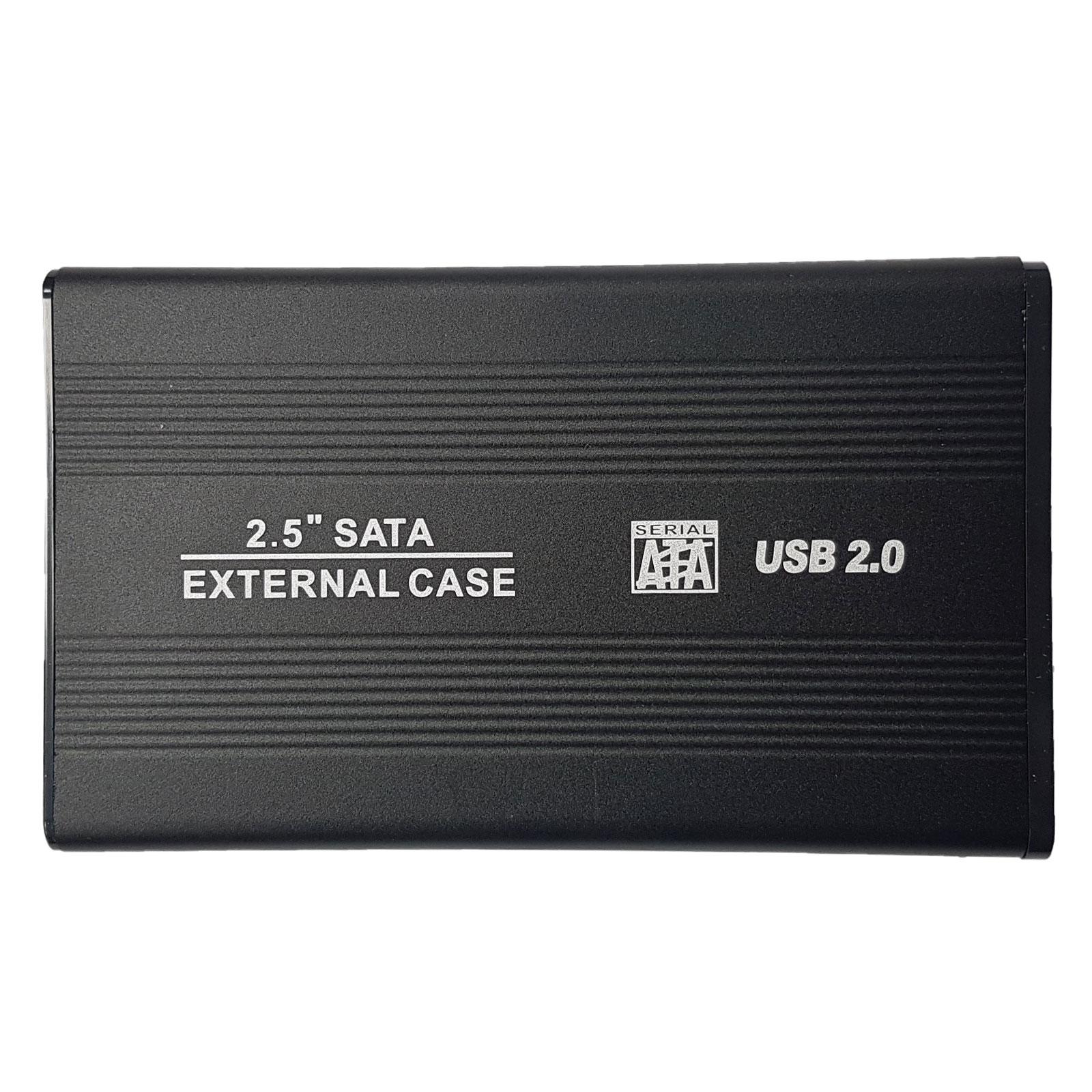 باکس تبدیل SATA به USB 2.0 هارددیسک 2.5 اینچی مدل G100