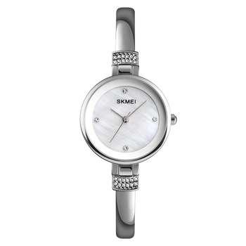 ساعت مچی عقربه ای زنانه اسکمی مدل 1409S-NP
