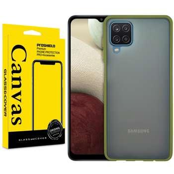 کاور کانواس مدل MOON LIGHT مناسب برای گوشی موبایل سامسونگ Galaxy A12