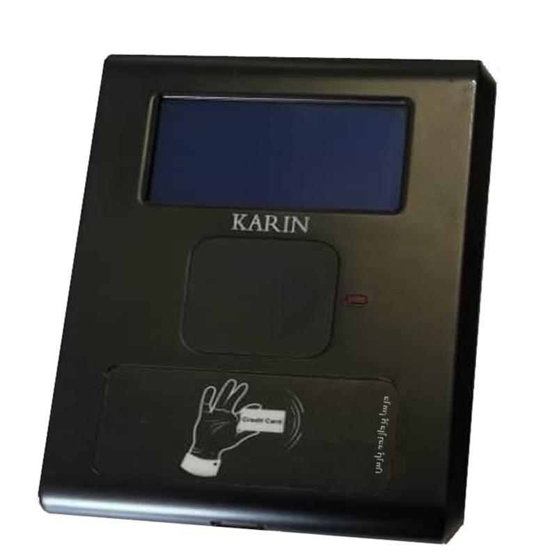 دستگاه حضور و غیاب درسا پردازنده پارس مدل TFM20N