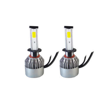 لامپ هدلایت خودرو جی2 مدل H1 بسته 2 عددی
